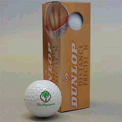 Dunlop Distance Precision Golf Balls