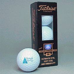 Titleist Tour Prestige Golf Balls